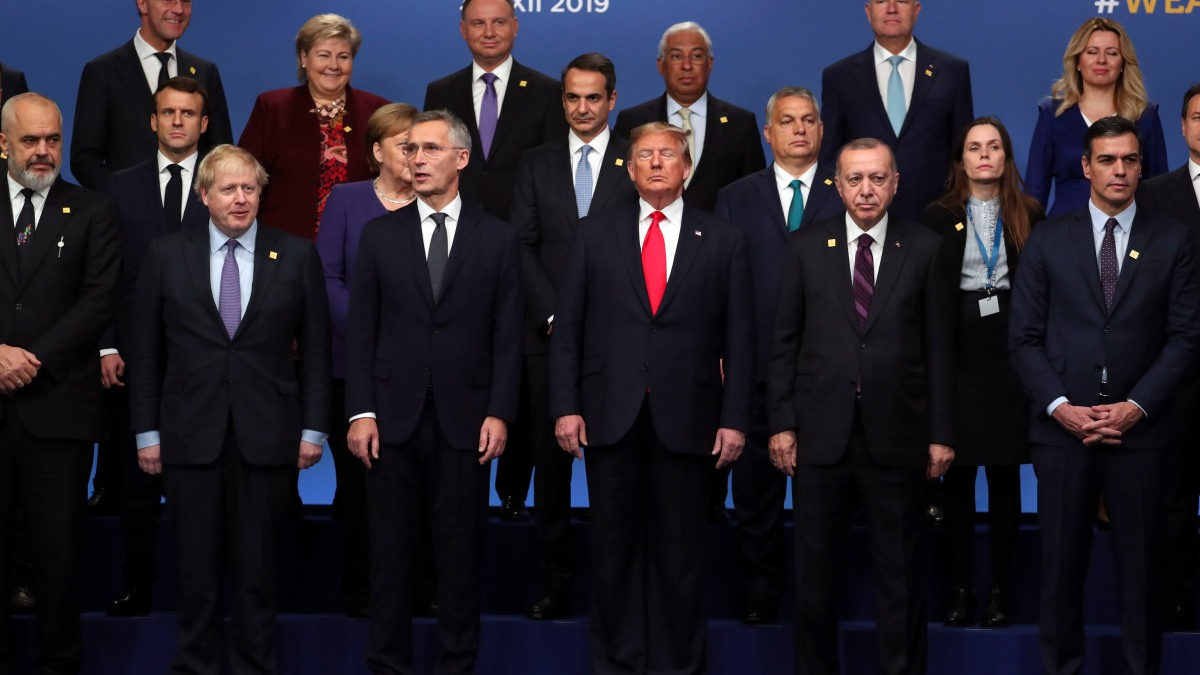 World Joins US Protests But Leaders Restrained About Trump 1