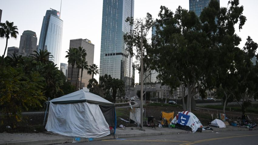 La City Council Considers Giving 60 Beds To Echo Park Homeless Nbc Los Angeles