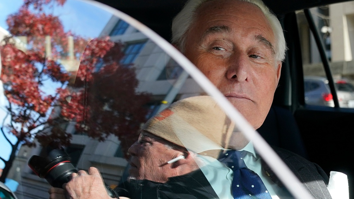 A 'Dirty Trickster' With a Nixon Back Tattoo:  What to Know About Trump Ally Roger Stone 1