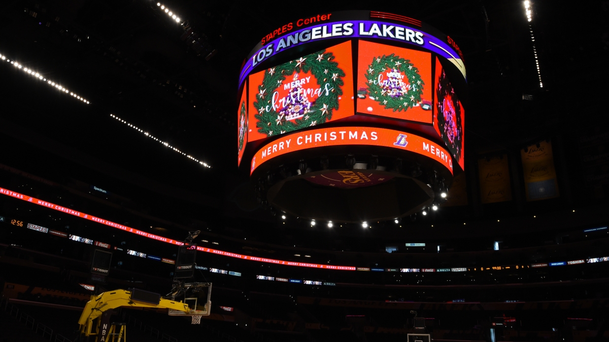 How The Coronavirus Could Forever Impact The Future Of The Nba Nbc Los Angeles