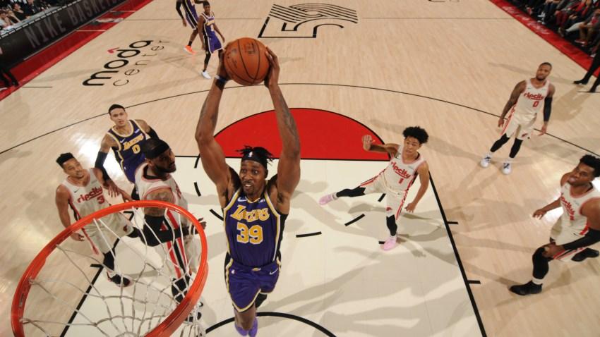 Lebron James Leads Lakers Over Mavericks Nbc Los Angeles
