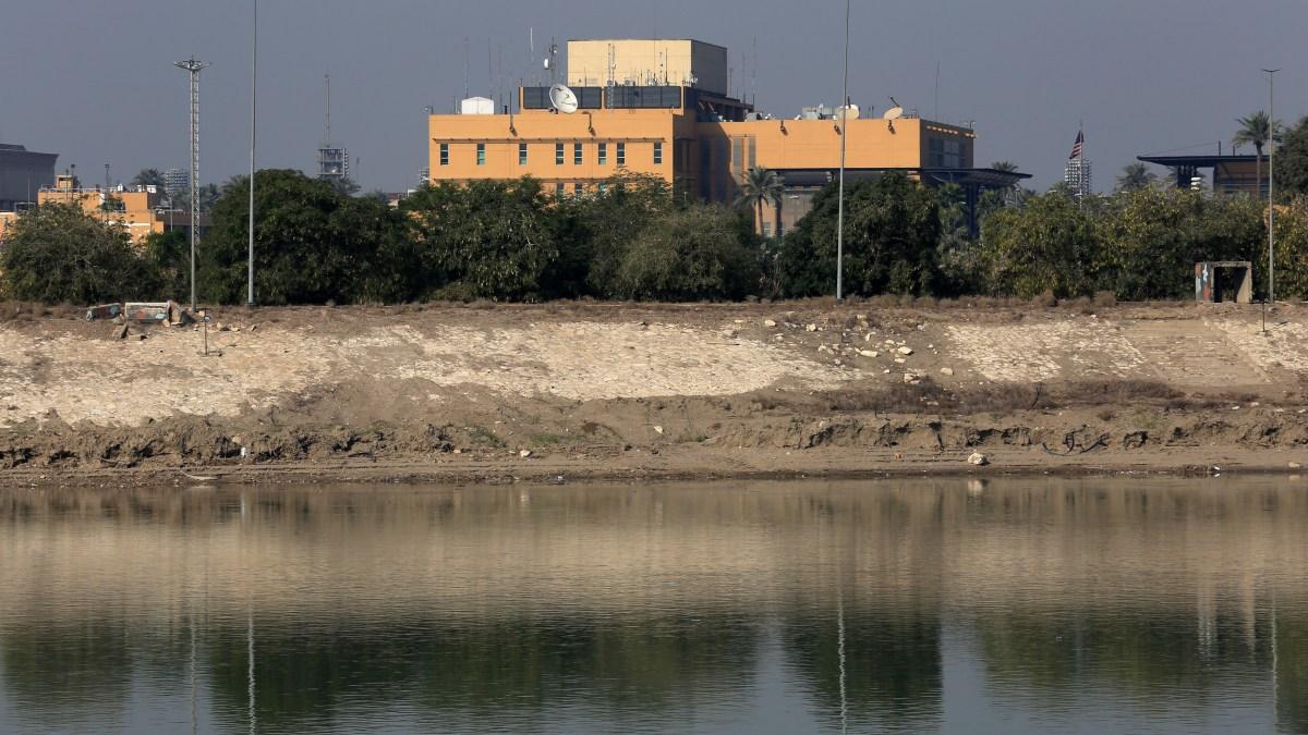 US Warns Iraq of Baghdad Embassy Closure If Attacks Continue 1