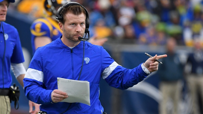La Rams Head Coach Sean Mcvay On Nfl Social Distancing Policy I Don T Get It Nbc Los Angeles