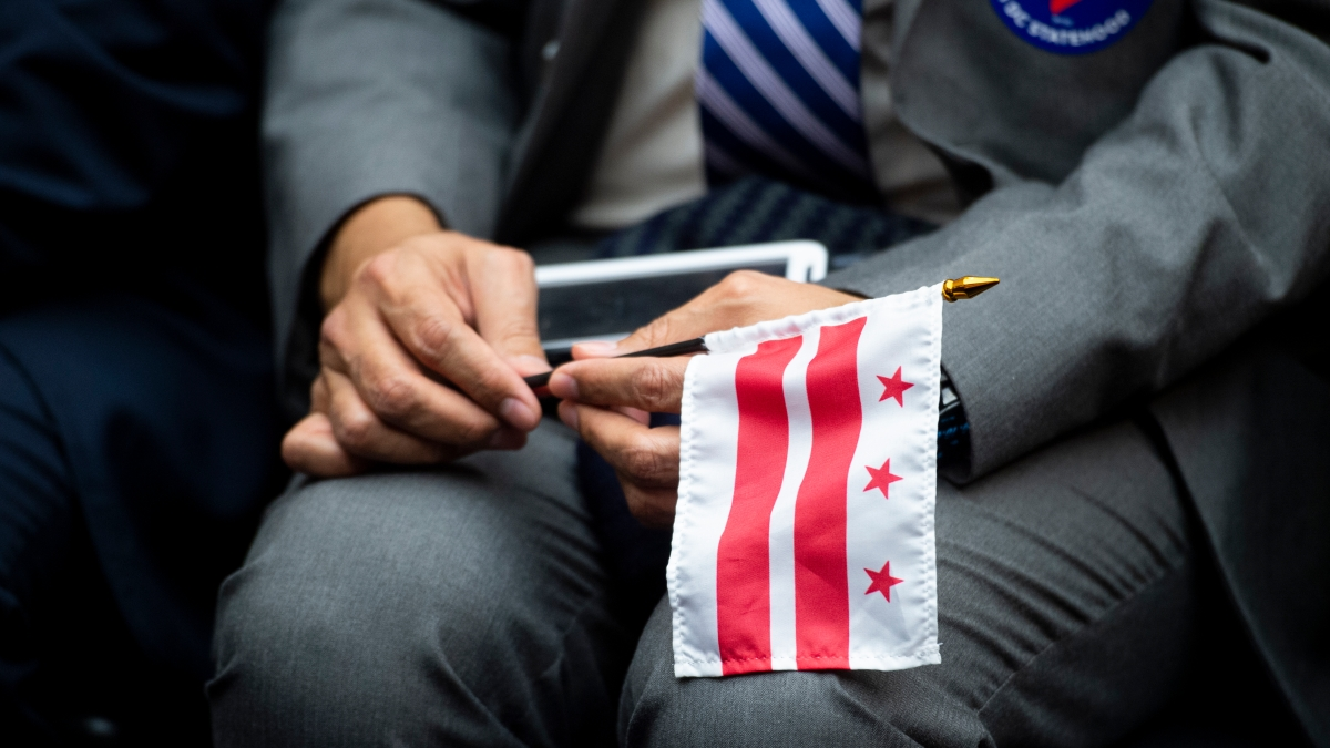 DC Statehood to Go to House Floor for Vote on June 26 1