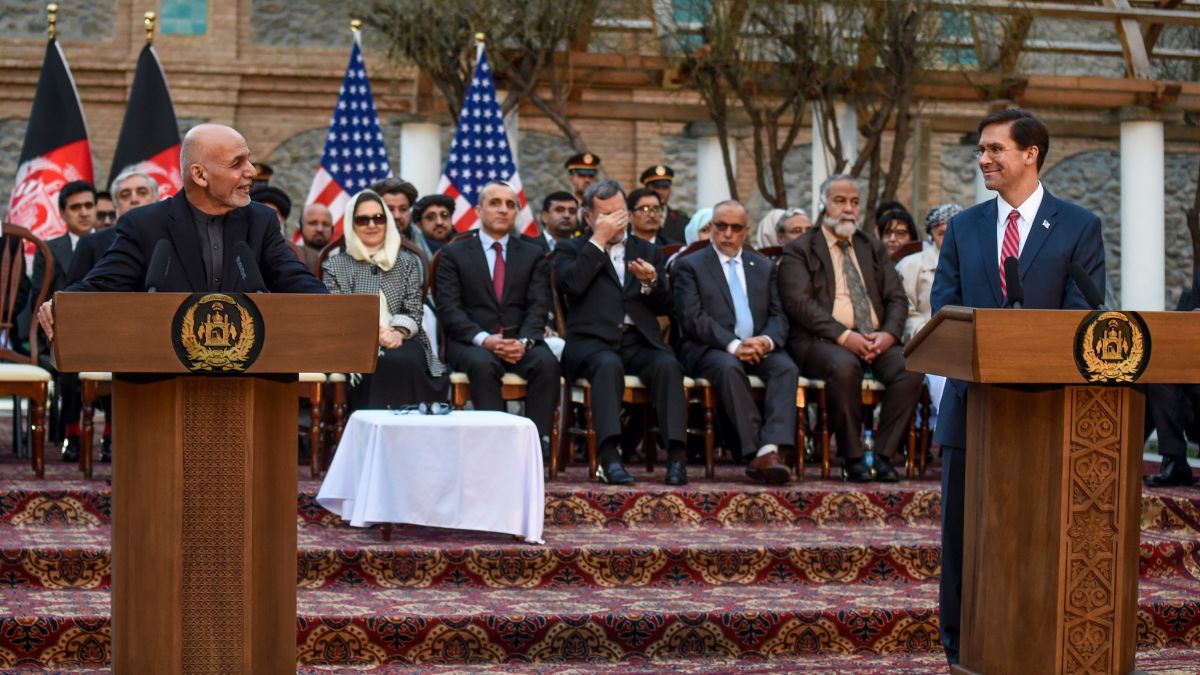Afghan Peace Deal Hits First Snag Over Prisoner Releases 1