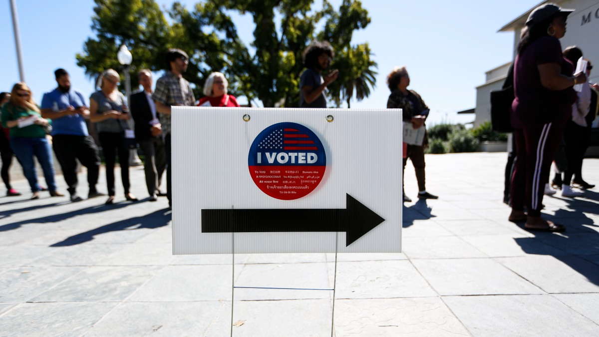 All California Voters to Receive Mail-In Ballots for the November Election 1