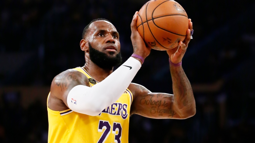 NBA Says Races for the Season's Individual Trophies Are Over