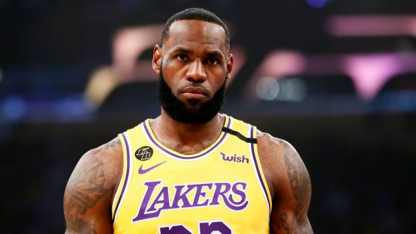 Video Lakers Lebron James Narrates Nike Commercial About Coming Back From Covid 19 Pandemic Nbc Los Angeles