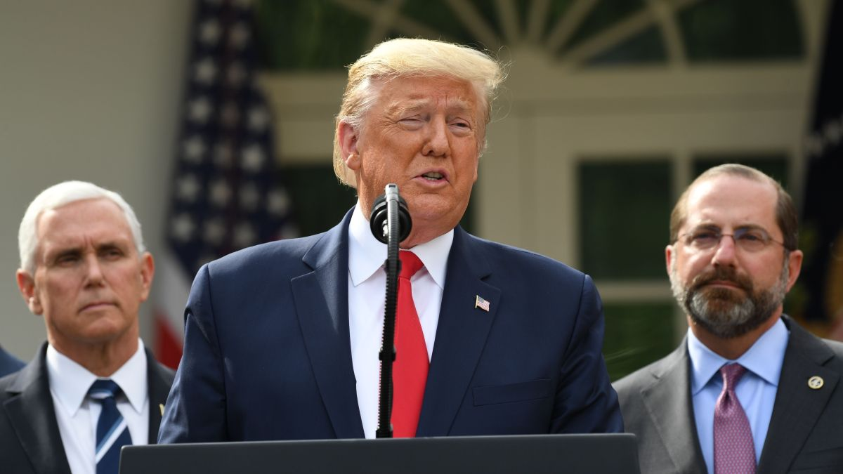 Trump's Doctor: No Coronavirus Test Planned After Repeat Exposure 1