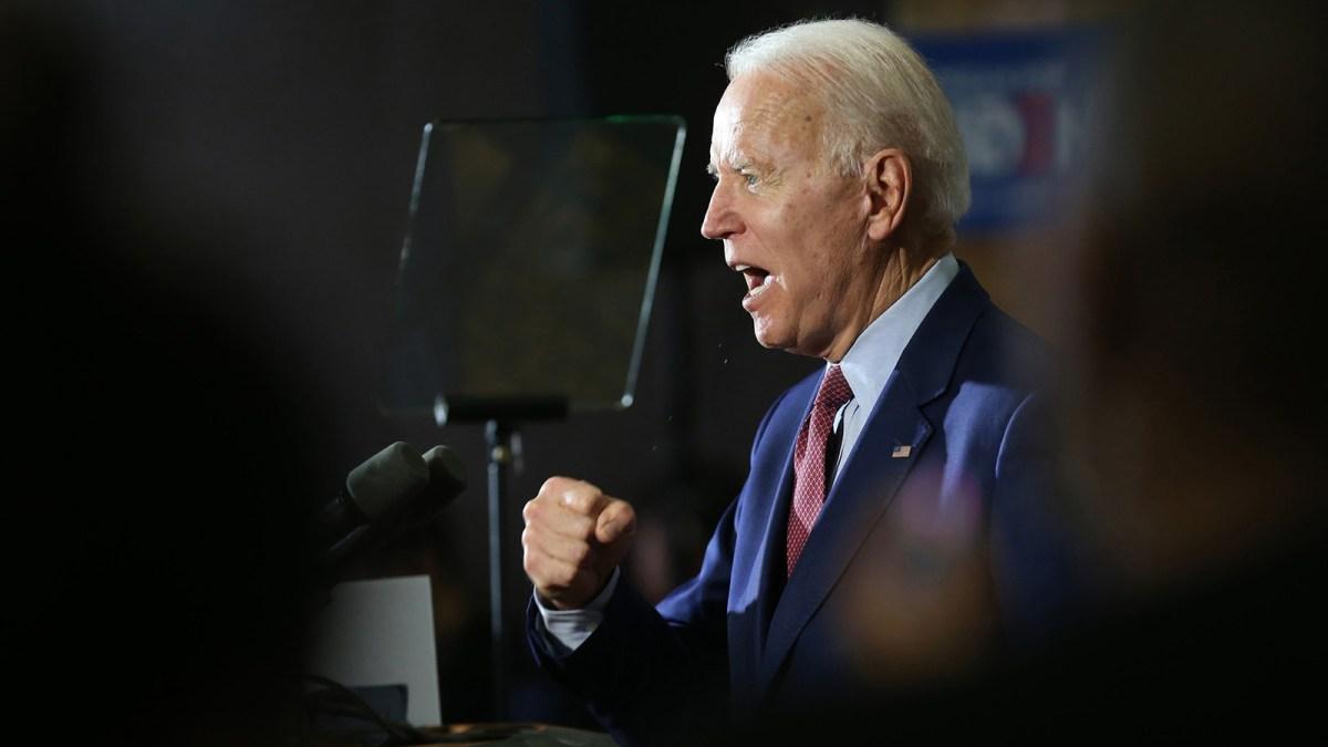 Biden's VP Search Puts Spotlight on How Long He'll Serve 1