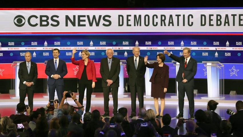 Recap: The 10th Democratic Primary Debate 4