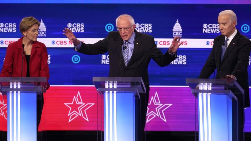 Recap: The 10th Democratic Primary Debate 3