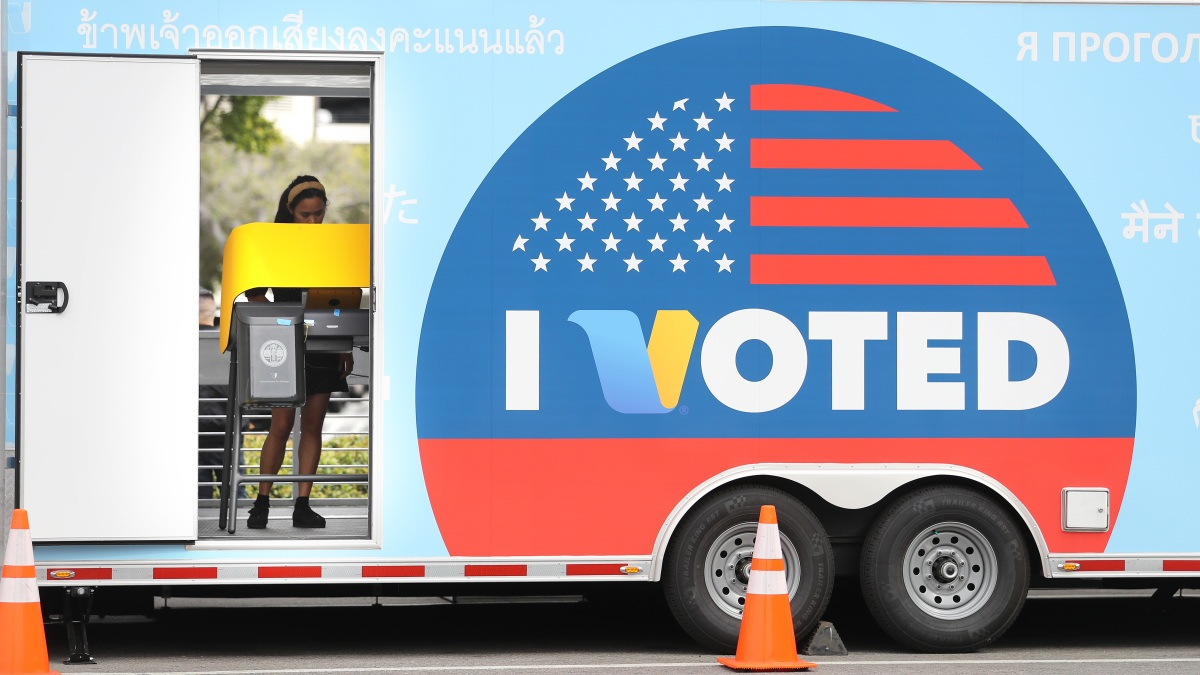 Where Candidates Will Stop in Southern California Ahead of Super Tuesday 1