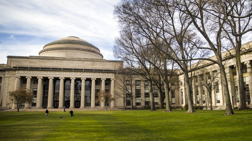 Massachusetts Institute of Technology's campus