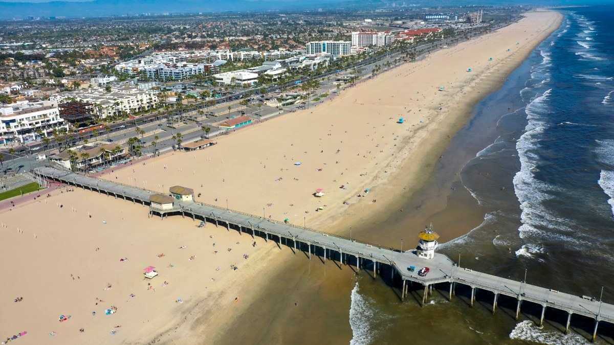 Want To Escape The Heat By Visiting The Beach Make Sure It S Open First Nbc Los Angeles