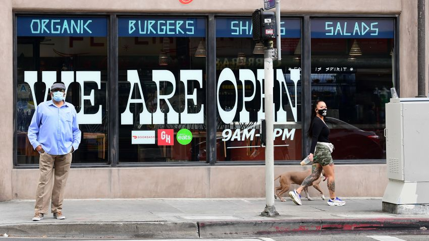 Garcetti Says Restaurants Barbershops Can Reopen Under Limited Capacity Nbc Los Angeles