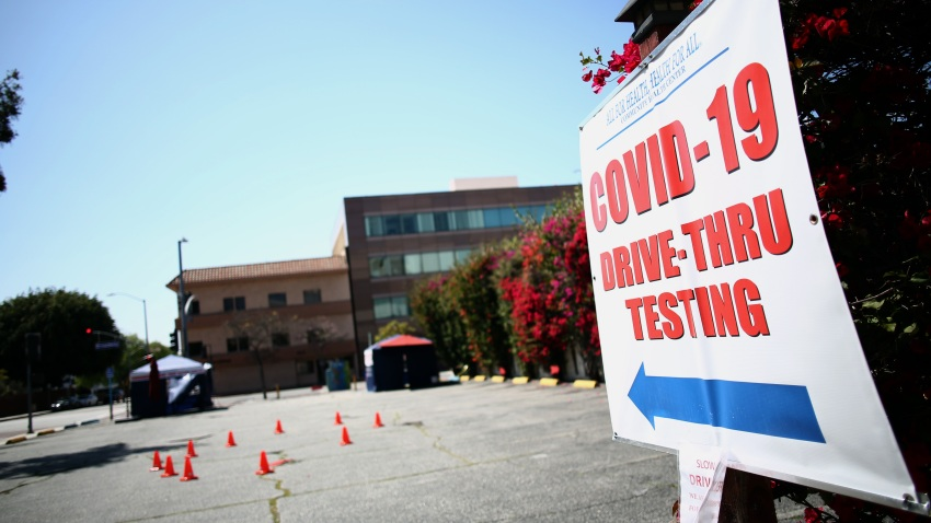 New Coronavirus Testing Sites Opening In South La And Hawthorne Nbc Los Angeles