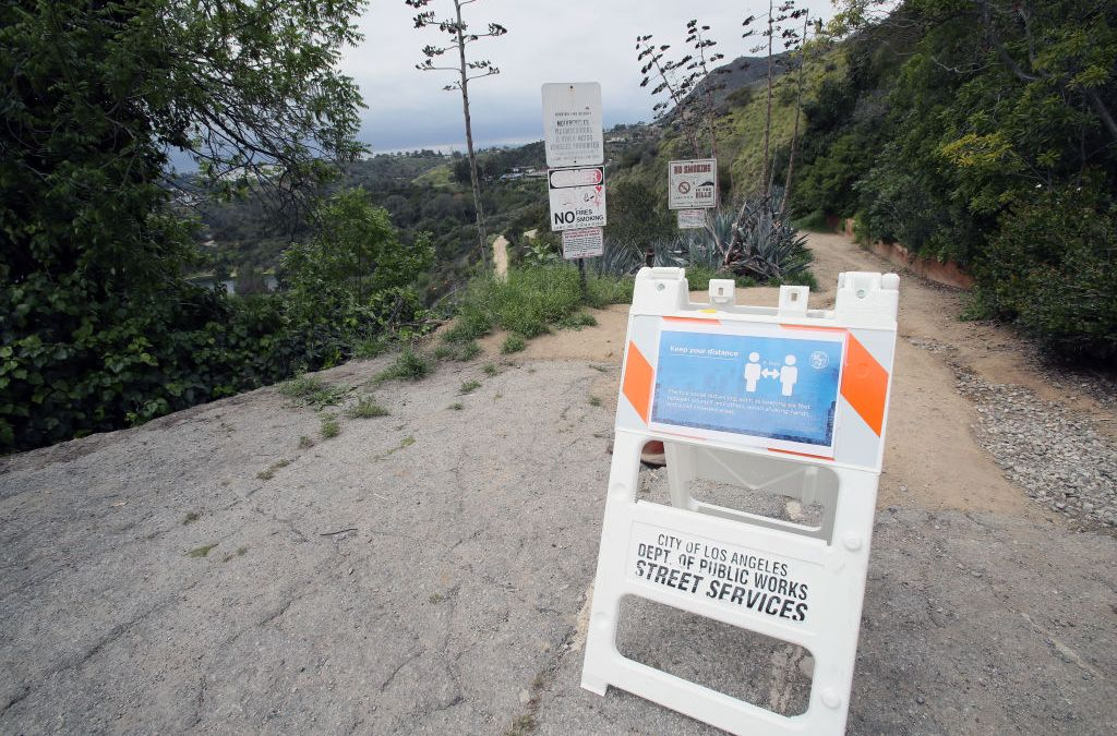 More Than 70 Covid 19 Deaths Reported As County Sets July 4 Reopening Goal Nbc Los Angeles