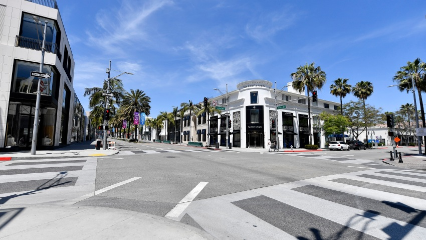 Beverly Hills Extends Nightly Curfew For Two More Days
