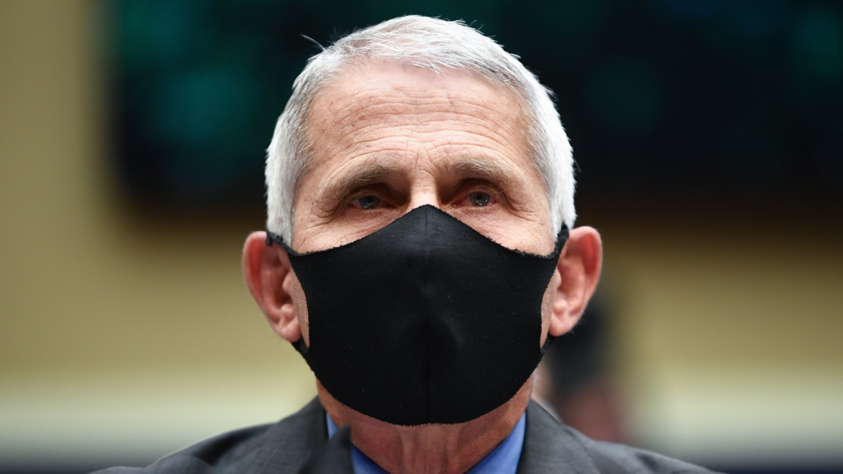 Fauci Contradicts Trump's False Claim That COVID-19 Is the Same as Flu 1