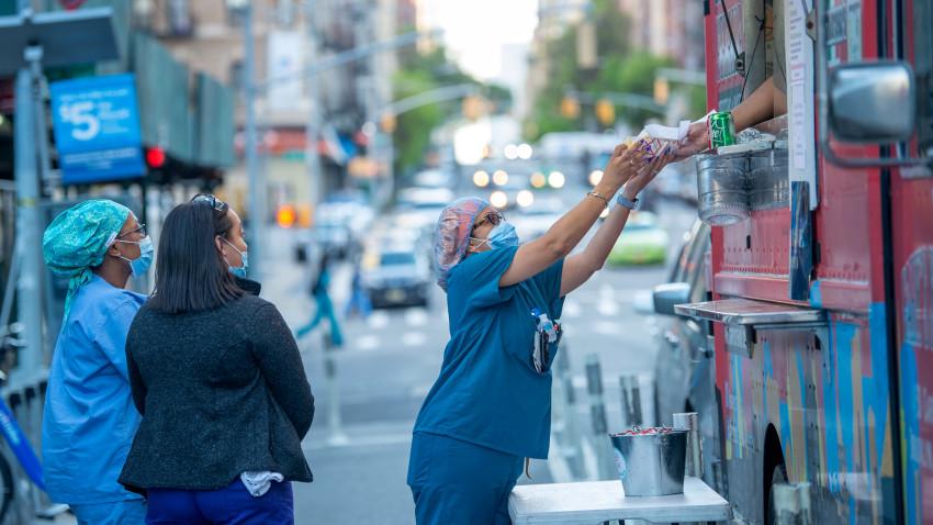 Getty Images street vendor