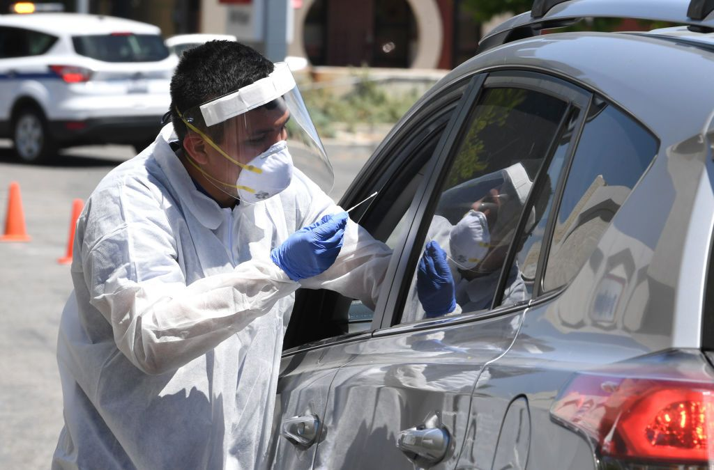 Schedules Tweaked For Some Coronavirus Testing Sites Nbc Los Angeles