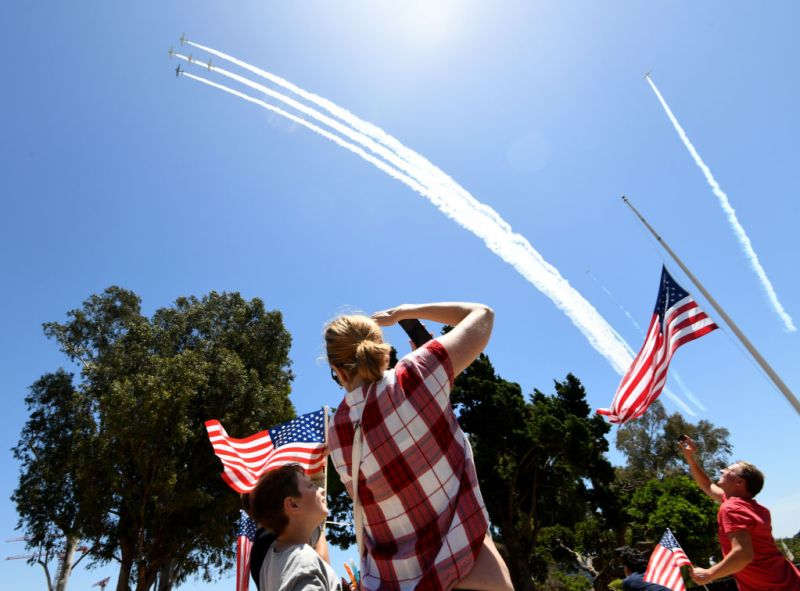 Pictures: How Southern California Commemorated Memorial Day