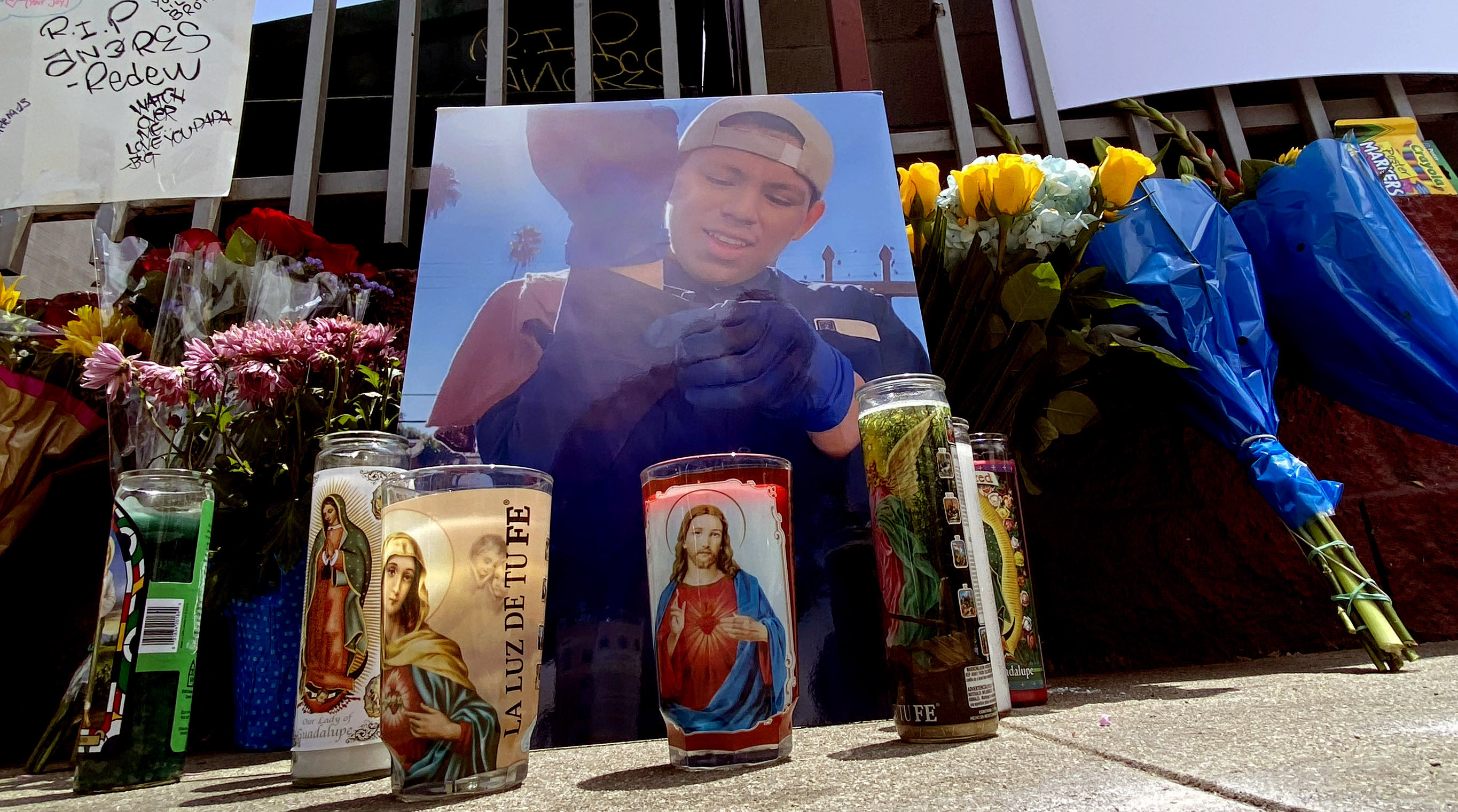 Sheriff Promises to Release Video, Search Warrant, Other Findings in Killing of Man Near Gardena