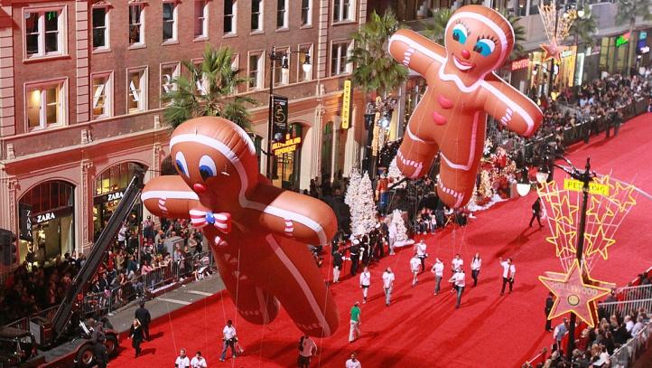 Weekend: Hollywood Christmas Parade – NBC Los Angeles