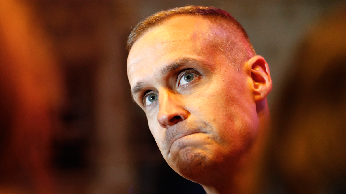 Ex-Trump Campaign Manager Lewandowski Won't Run for Senate 1