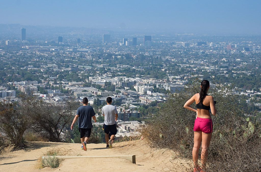 Mayor Says Runyon Canyon Park Has Reopened Under Safety Measures