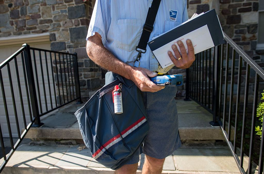 USPS Official: Mail-In Ballot Surge Will Not Impact Service 1