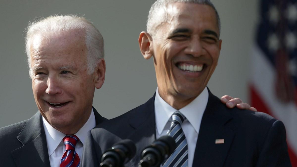 Obama Raises $7.6 Million at Fundraiser for Biden's Campaign 1