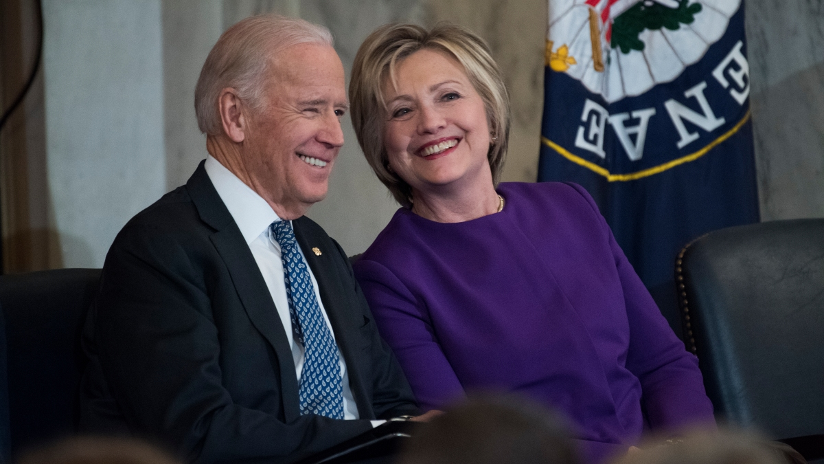 Hillary Clinton: Biden Has 'Great Choices' for Running Mate to Help Defeat 'Wannabe Authoritarian' 1
