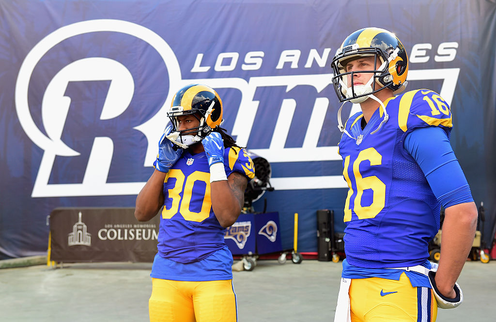 rams throwback jerseys for sale