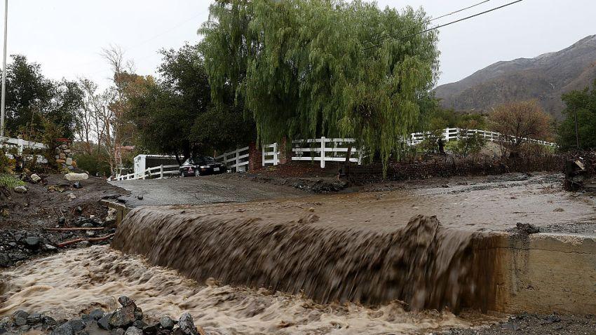 Santa Clarita Flooding