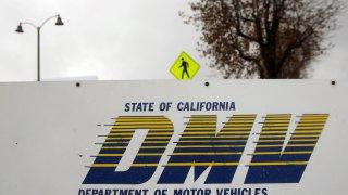 California DMV generic