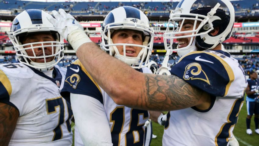 Rams Clinch NFC West Title