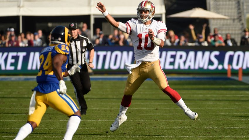 Jimmy G improves to 5-0