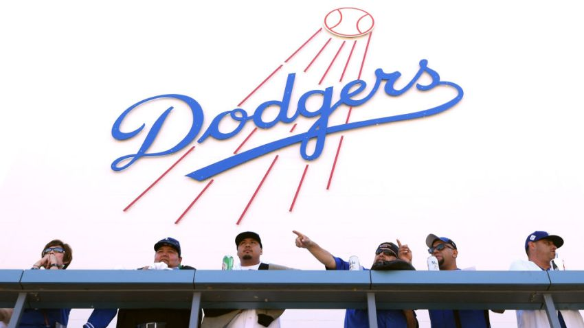 Dodgers Fans Father's Day