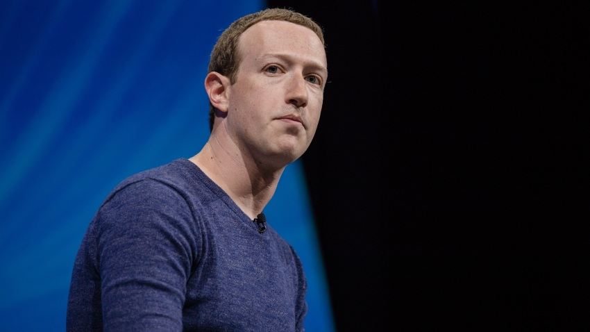 Mark Zuckerberg, chief executive officer and founder of Facebook Inc., listens during the Viva Technology conference in Paris, France, on Thursday, May 24, 2018. Viva Tech, a three-year-old event for startups, gathers global technology leaders and entrepreneurs as the French establishment unites behind a push for more tech investment in Paris.