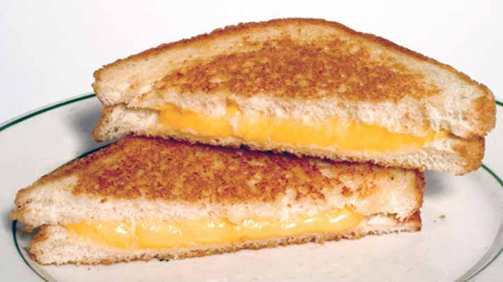 Grilled cheese 722