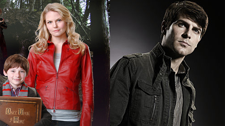 Grimm Once Upon a Time