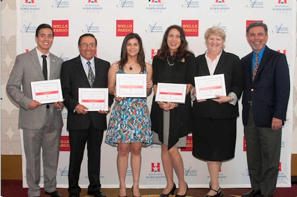 HSF winners