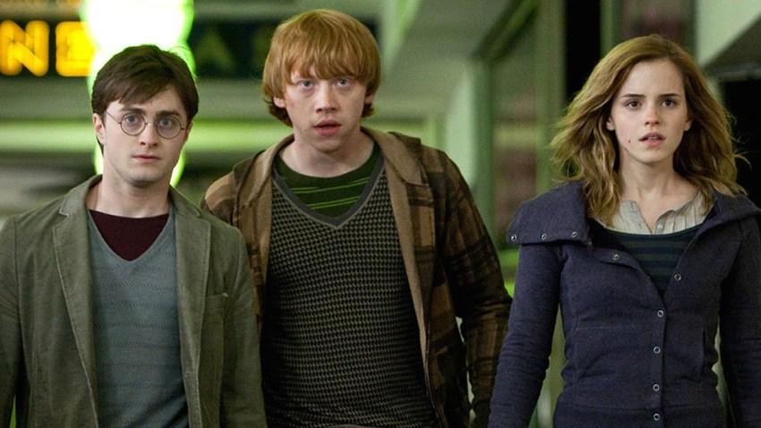 Harry Potter Deathly Hallows Warner Bros