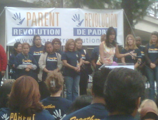 Parent Revolution in South LA