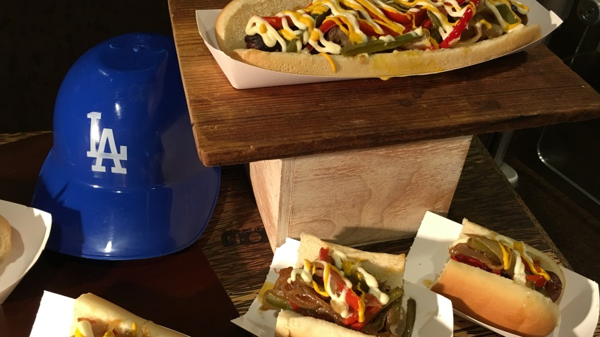 New Dodger Dogs