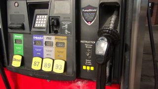 Conflict in the Middle East hit North Texas gas pumps the past few days but an expert predicts the impact on prices will be limited.
