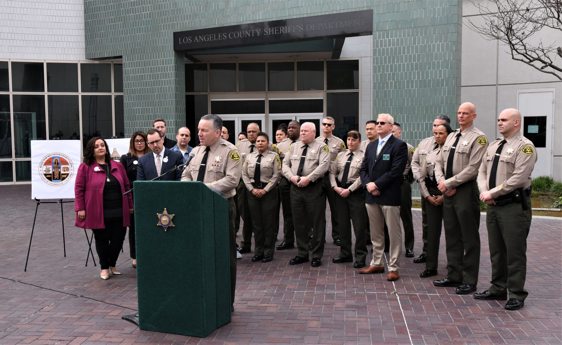 Eligible Inmates in LA County Jails to be Able to Vote Under New Program