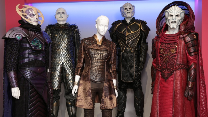 """Art of Television Costume Design"" Exhibition"
